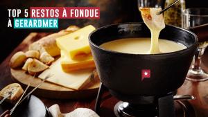 Où manger une bonne fondue à Gerardmer ?