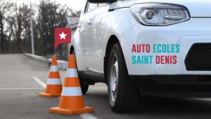 Où Trouver Une Bonne Auto-école à Saint-denis ?