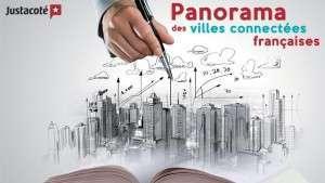 Panorama des villes les plus connectées de France