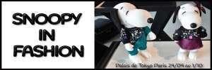 Snoopy débarque à Paris avec sa belle pour la Fashion Week !