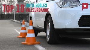 Top 10 Des Auto-écoles à Villeurbanne