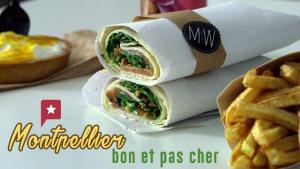 Top 10 des meilleurs spots pour manger bien et pas cher à Montpellier