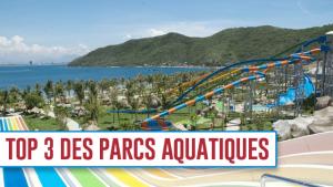 Top 3 des parcs aquatiques français les plus cools
