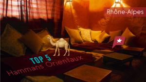 Top 5 des hammams orientaux en région Rhône-Alpes