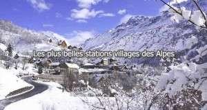 Top 5 des stations de ski les plus authentiques des Alpes
