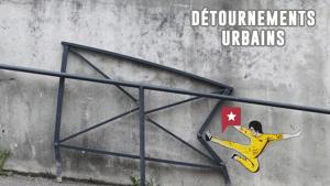 Top 9 des détournements urbains les plus drôles