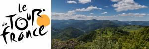 Tour de France : 14 juillet – 161 km, de Mulhouse à la découverte des Vosges