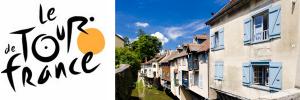 Tour de France : 16 juillet - 187.5km de Besançon, à la découverte de l'Ain