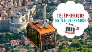 Un téléphérique pour se déplacer en Île-de-France !