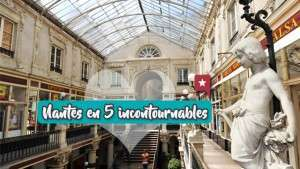Un week-end à Nantes en 5 incontournables