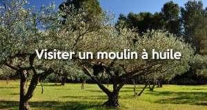 Note de Provence : visiter un moulin à huile à Coudoux