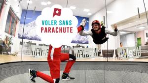 Weembi : saut en parachute sans parachute