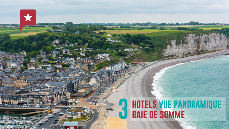 3 Hôtels Avec Vue Panoramique Sur La Baie De Somme