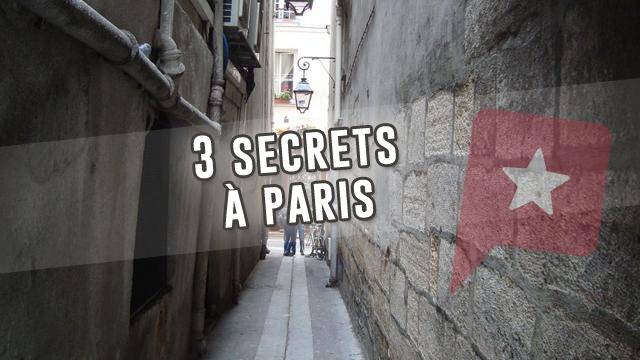 3 Petits Secrets Parisiens