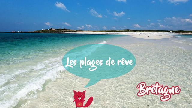 5 Plages De Rêve Sur Les îles Bretonnes