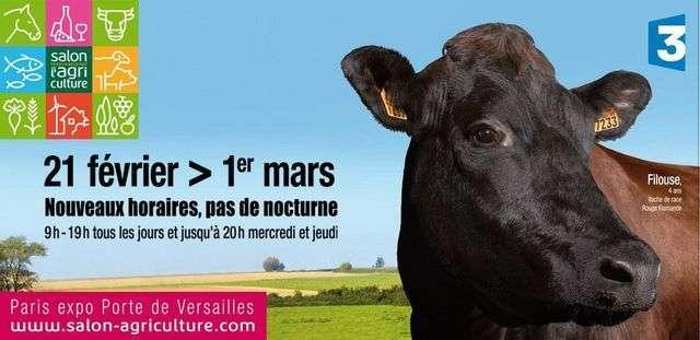 Salon de l agriculture 4 bonnes raisons d y aller - Aller au salon de l agriculture ...