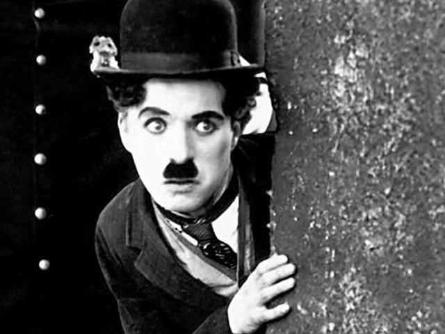 fête des pères : Charlie Chaplin