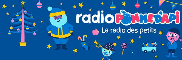 Radio Pomme D'api, La Webradio Pour Les Petits