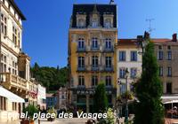 Epinal - Place des Vosges 200x140