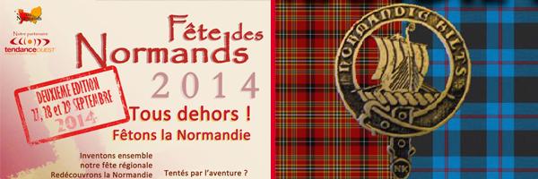 Fete des normands 2014 600 x 200