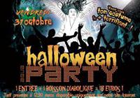 Halloween Aquaparty