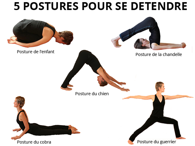 posture yoga stress