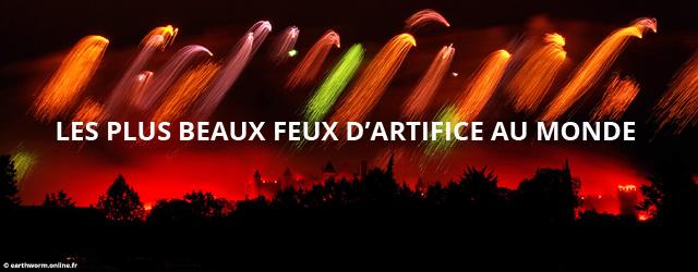 Top 5 Des Plus Beaux Feux D'artifice Au Monde