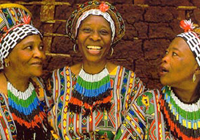 Mahotella Queens 200x140