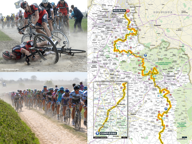 Paris Roubaix 2015 - 640 x 480