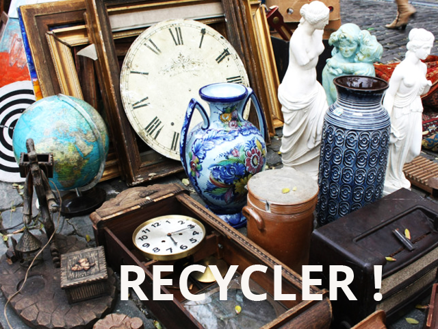 Préserver l'environnement : Recycler