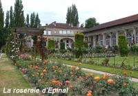 Roseraie Epinal 200x140