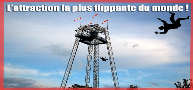 L'attraction La Plus Flippante Du Monde
