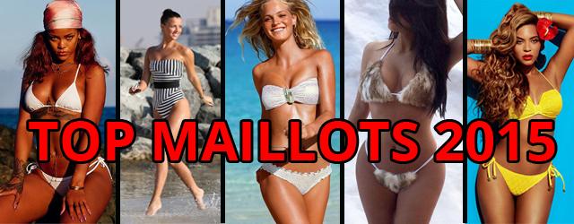 Top 5 Des Maillots De Bain De Stars