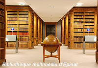 bibliotheque multimedia Epinal