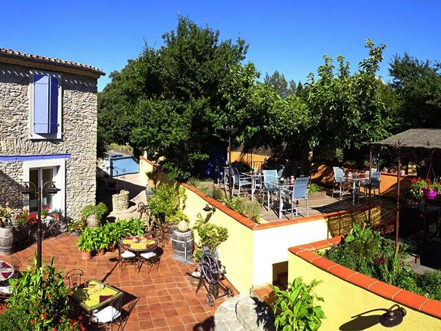 5 bonnes tables carcassonne for Le jardin carcassonne