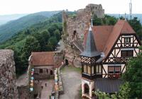 chateau du Haut Barr - 200 x 140