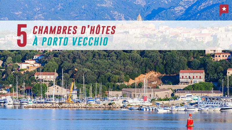 Corse : 5 Chambres D'hôtes De Charme à Porto -vecchio