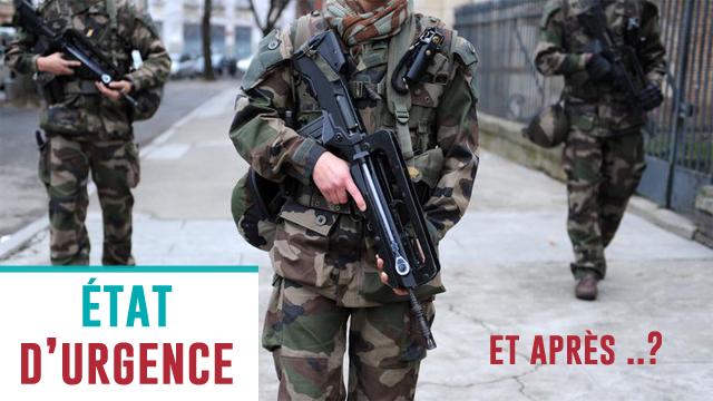 état De Siège : Un état D'urgence 2.0