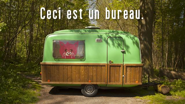 Exit Le Bureau, Moi Je Travaille 2.0