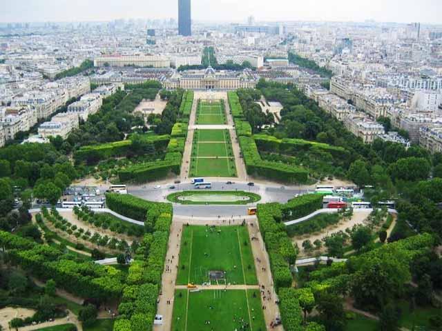 Top 5 des plus beaux jardins parisiens