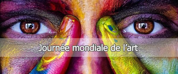 Journée Mondiale De L'art : 5 Expos à Voir Absolument Depuis Le Canapé