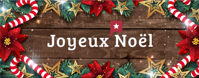 Joyeux Noël De La Part De Justacoté !