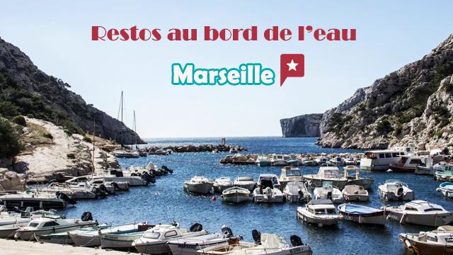 L'été Indien à Marseille : 10 Restos Au Bord De L'eau