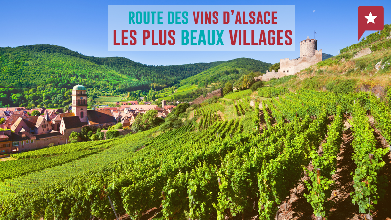 L'été Indien Sur La Route Des Vins En Alsace