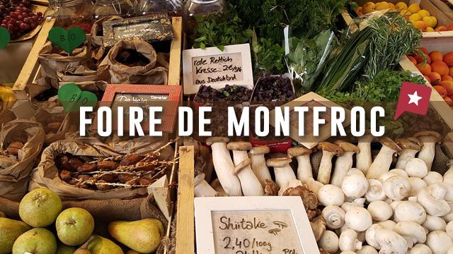 La Foire De Montfroc !