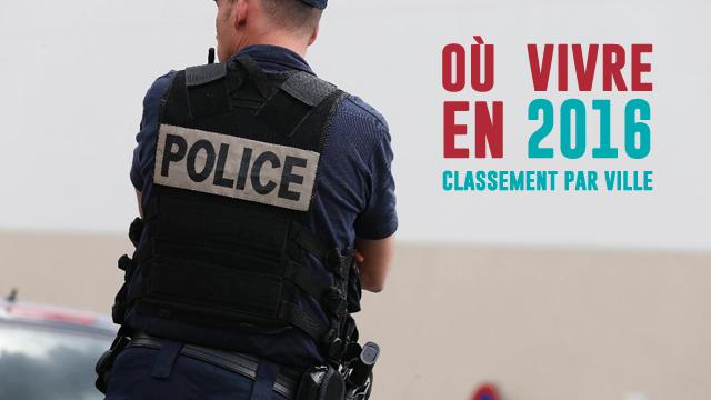 Le Classement De L'insécurité En France