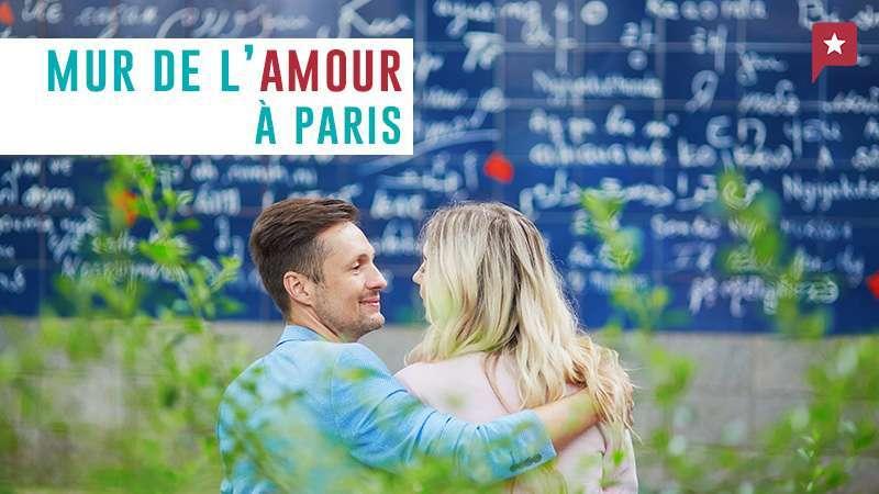 Le Mur Le Plus Romantique De Paris