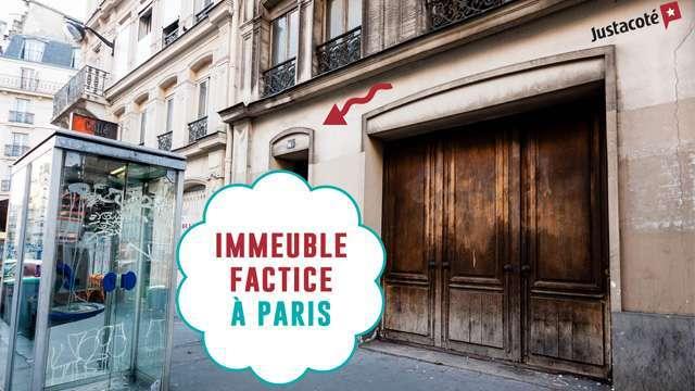 Le myst re du num ro 145 rue lafayette paris - Numero encombrant paris ...