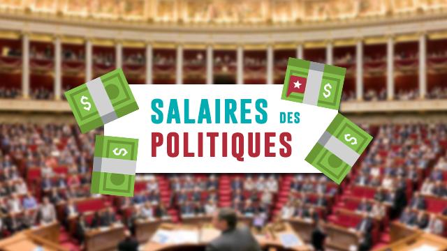 Le Vrai Salaire (et Les Avantages) Des Politiques