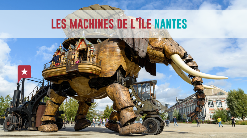 Les Machines De L'île à Nantes, Une Institution